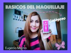 El colageno. Basicos del Maquillaje. Use of colagen. Cutis.