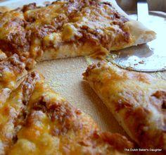 Cincinnati Chili Pizza