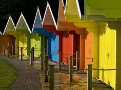 Rainbow Cottages