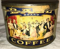 Ball Brand Coffee