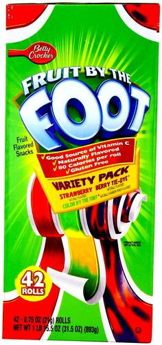 Vegan Halloween Candy!! Fruit by the Foot