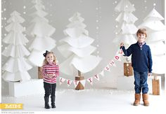 christmas time is here . shoots & ladders | | Millie Holloman Photography