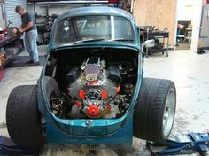vw beetle v8 conversion - Google Search