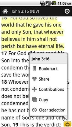 FREE Holy Bible App! {iPhone and Droid}#Repin By:Pinterest++ for iPad#