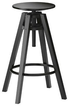 Dalfred Bar Stool modern-bar-stools-and-counter-stools $40 ikea