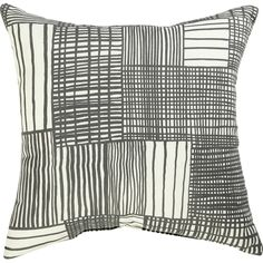 "Balboa 20"" Sq. Outdoor Pillow in Outdoor Pillows 