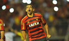 O Santos monitoria jogadores para reforçar seu elenco e um dos nomes que vem ganhando força nos bastidores do Peixe é do meia-atacante Diego Souza, do Sport
