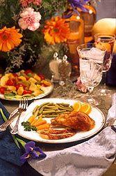 Heart Healthy Menus & Recipes