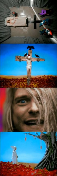 Nirvana - Heart Shaped Box. Directed by Anton Corbijn.
