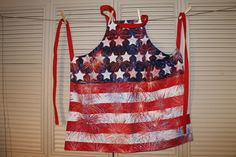 Limited Edition Red White and Blue Fireworks by TammarieDesigns