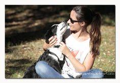 ACTU Animaux - La belle adoption de Moka, chiot maltraité et abandonné