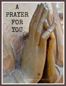 A Prayer for You!