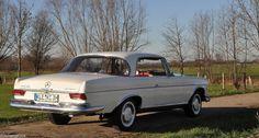 1962 Mercedes 300SE W112