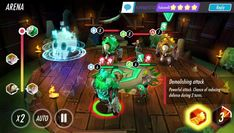 Heroes of Rings Dragons War is a Free Android Role Playing RPG Mobile Multiplayer Game featuring an unique combat system