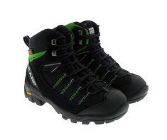 Bocanci S-KARP Explorer, Negru/Verde - Drumetii, Hiking, Trekking, Mountain boots Trekking, Hiking Boots, Mountain, Urban, Casual, Shoes, Fashion, Moda, Zapatos