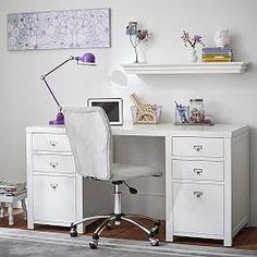 Charmant Teen Desks U0026 Study Furniture | PBteen | Dream House | Pinterest | Teen Desk,  Desks And Room