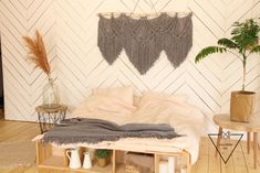 Macrame wall hanging by MacraMeMix.    This is a beautifful large macrame wall hanging.  It will looks gorgeous in a bedroom or in your living room as a stylish and cozy decor.Please note that this item is made to order!!  Every wooden branch is unic too. You may choose color of branch. You are always welcome to ask any questions! Don't hesitate to contact! macrame, wall art decor, macrame wall hanging, tapestry, wall decor, wall tapestry, kitchen wall decor, bedroom wall decor.