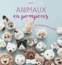 Diy Crafts - pompomcrafts,marthastewart-These Pom-Pom Animals Are Our New Craft Obsession for Fall New Crafts, Creative Crafts, Yarn Crafts, Crafts To Sell, Fabric Crafts, Diy And Crafts, Craft Projects, Crafts For Kids, Arts And Crafts