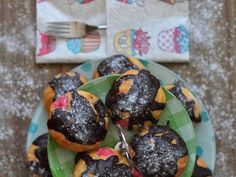 Brandteigkrapferl mit veganer Himbeercreme Cereal, Beef, Cookies, Breakfast, Desserts, Food, Goodies, Raspberries, Dessert Ideas