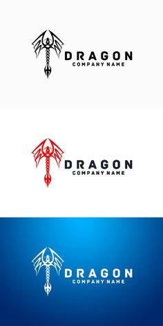 Print Fonts, Monster Design, Company Names, Text Color, Vector File, Logo Templates, The Help, Dragon, Logos