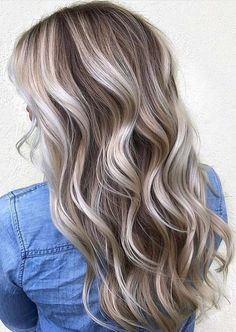 23 Best White Chocolate Blonde Hair Color Ideas in 2018. Here we have compiled some thing new for your entire beauty. You know there are so many best shades in blonde hair colors that you may use to sport. One of them is white chocolate blonde hair color which is also amazing to show off in these days. Ladies with long and medium hair looks can apply this color in 2018.