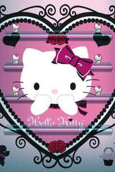 Happy Valentine's Hello Kitty