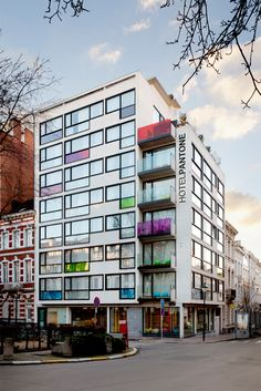 Hotel Pantone na Bélgica é paraíso do Design | Criatives | Blog Design, Inspirações, Tutoriais, Web Design #architecture #design