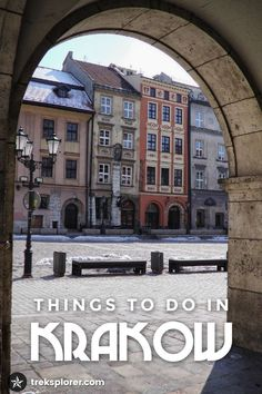 Plan out what to do in Krakow, Poland, with this guide to the best things to do in Krakow. Uncover the top Krakow attractions now!