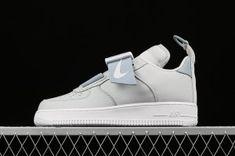 Mens Womens Spring Shoes Nike Air Force 1 Type Black CI0054 001 CI0054 001