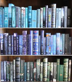 Colors in books