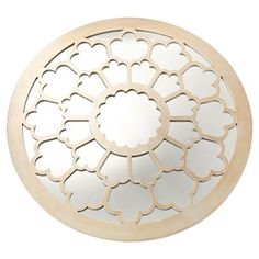 Check out this item at One Kings Lane! Anneli Wall Mirror, Natural