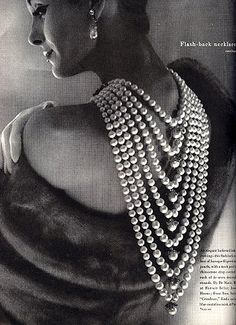 De Mario Flash Back Necklace from 1958