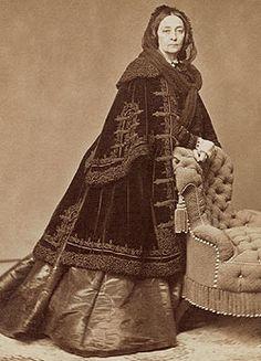 Batthyányiné Zichy Antónia grófnő