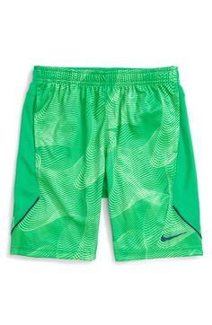 Nike 'Legacy' Dri-FIT Shorts (Toddler Boys & Little Boys)