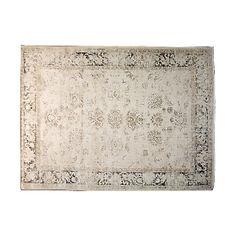 Tappeto Vintage grigio 160 x 230 cm