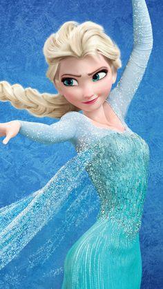 Still of Queen Elsa's Diva Dress with Cape Disney-Frozen-Elsa.jpg (640×1136)