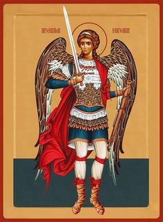 3/08 - Archangel Michael, icon Raphael Angel, Archangel Raphael, Catholic Religion, Catholic Art, Religious Icons, Religious Art, Medieval Art, Renaissance Art, Angel Protector