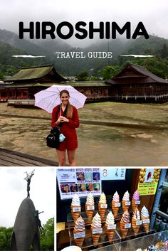 Planning a trip to Hiroshima Japan? Here's your complete travel guide to Hiroshima Japan with the best things to do in Hiroshima where to stay in Hiroshima what to eat in Hiroshima and tips for Hiroshima :) Nagasaki, Hiroshima Japan, Kyoto, Go To Japan, Visit Japan, Japan Trip, Japan Travel Guide, Travel Guides, Travel In Japan