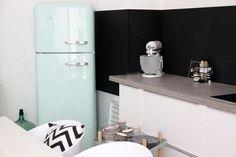 Smeg Kühlschrank Rosa Klein : Die besten bilder von smeg kühlschrank decorating kitchen