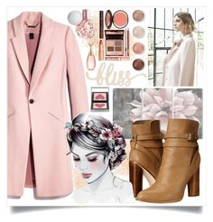"""""""Saved For A Rainy Day"""" by angelstylee ❤ liked on Polyvore featuring Burberry, Eve Lom, Stupell, Cynthia Vincent, Nuevo, Terre Mère and Christian Dior"""