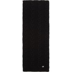 Versace Black Cable Knit Scarf In Black Versace Versace, Wool Scarf, Black Wool, Cable Knit, Mens Fashion, Knitting, Leather, Style, Moda Masculina