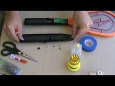 Step by Step DIY Homemade $5 TASER STUN GUN - YouTube