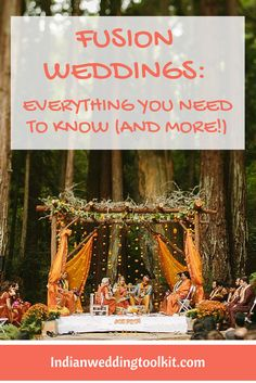 Fusion Weddings - Ev