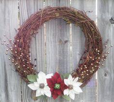 Cute, simple Christmas wreath