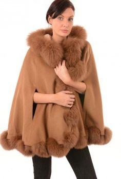 Jayley Fur | Fur Gilets | Fur Coats & Jackets | Fur Ponchos