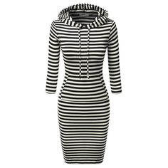 You know you want to buy this Hoodie Dress with Pockets http://www.shortthickandcurvy.com/products/2017-fashion-women-striped-hoody-hoodie?utm_campaign=crowdfire&utm_content=crowdfire&utm_medium=social&utm_source=pinterest