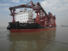 "La nuova nave ""Bulk Java"""