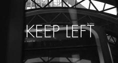 Keep Left – Fubiz™