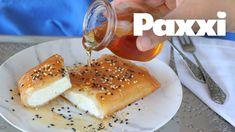 Σαγανάκι φέτα με φύλλο | Ορεκτικά | Paxxi (Ε271)