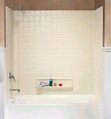 swanstone tub wall wall surroundtub surround shower